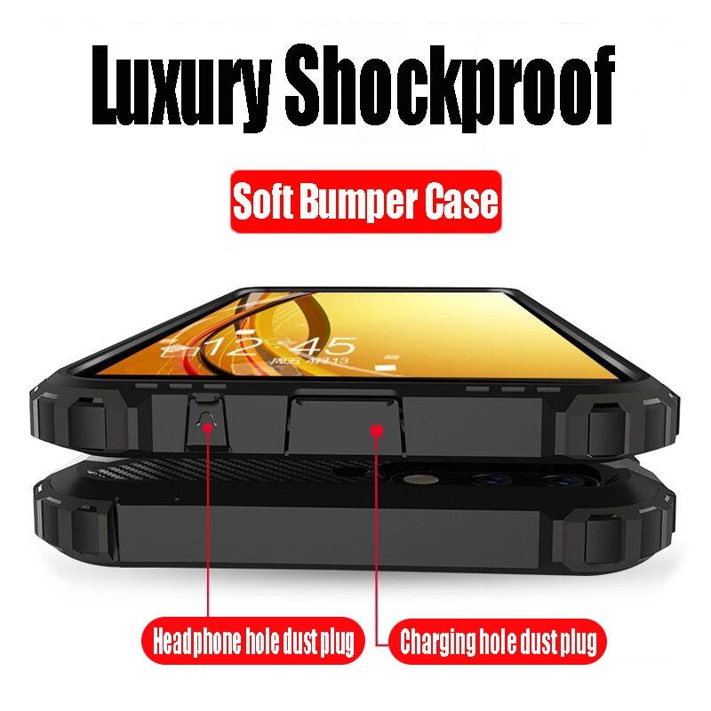 Armor Case Silicone-Case Shockproof Pocophone F1 Xiaomi Mi Max2 Mi-9 Luxury A1 For Mi-9/8/Se/..