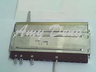 Japans 113MM track sliding potentiometer 10K axis long 20MM mixer potentiometerJapans 113MM track sliding potentiometer 10K axis long 20MM mixer potentiometer