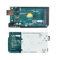 Official Genuine Version ARDUINO Mega 2560 R3 Mega2560 REV3 ATmega2560 16AU Board For Arduino Starter Kit