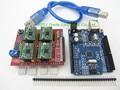Доставка список: 1 * чпу щит v3 + 4 * A4988 + 4 * Радиатор + 1 * UNO R3 + 1 * USB кабель