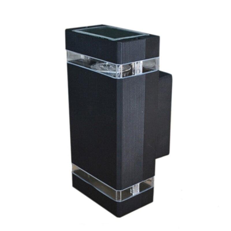 ФОТО LED waterproof outdoor lighting ,outdoor led wall mount lamp exterior lighting ac85-260v 8W IP54 ,Aluminum Garden Lamp