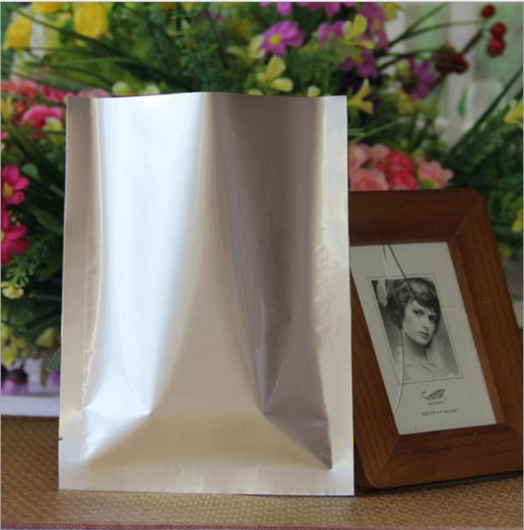 file letter Storage Stationery storage pure aluminum foil flat bag 30*40 mask package bag 20 pcs/set stylish 100 pcs bag docile pure cotton compressed mask paper