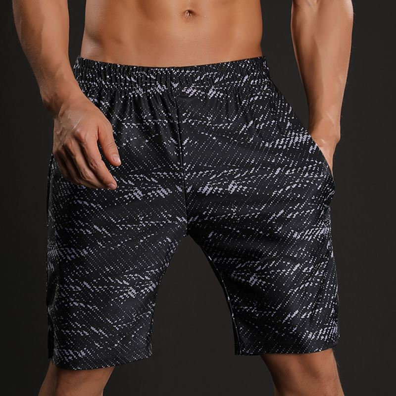 Running Shorts Men Fitness Basketball Athletic Shorts Quick Dry Gym Compression Workout Sportswear Bodybuilding Sport Sweatpants цена