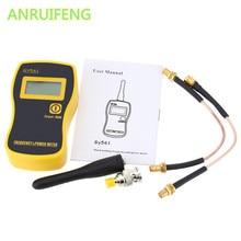 Профессиональный GY561 1 МГц-2400 МГц мини ручной счетчик частоты измеритель мощности измерительный инструмент для двухсторонних радиочастотных метров