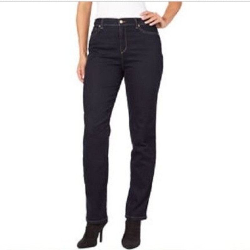 Online Get Cheap Womens Black Stretch Jeans -Aliexpress.com ...