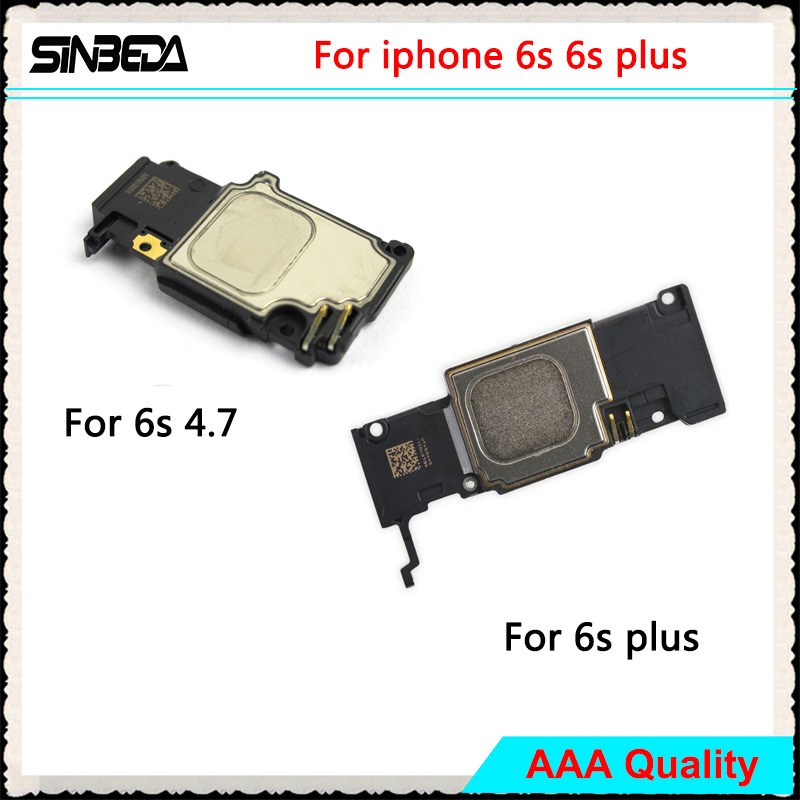 Sinbeda Brand New For iPhone 6S 4.7 6S plus Loud Speaker Buzzer Ringer Ringtone Sound Parts Replacement Flex Cable