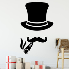 Cute vape shop Wall Stickers Modern Fashion Sticker for Living Room Company School Office Decoration Pvc Decals