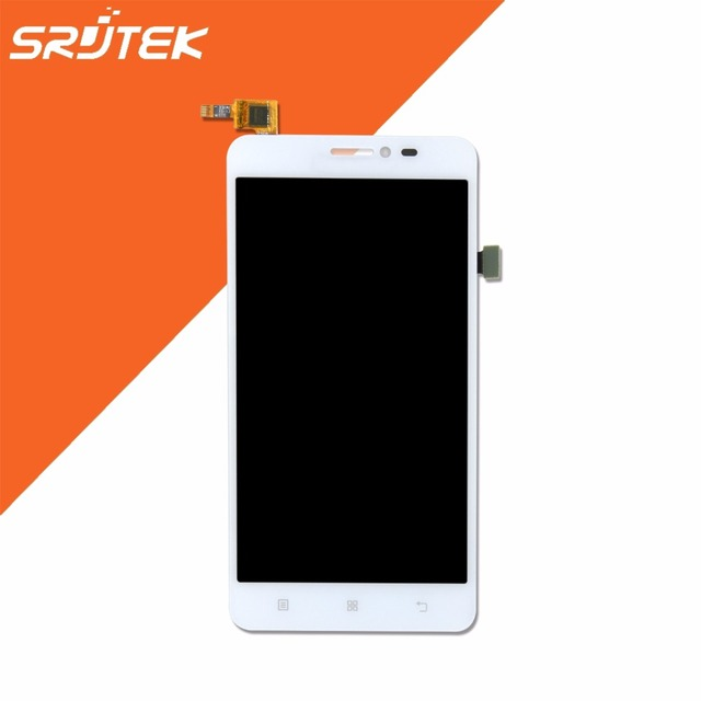 5 inch New For Lenovo S850 LCD Screen With Touch Screen Digitizer Assembly Free Shipping with Tracking Number