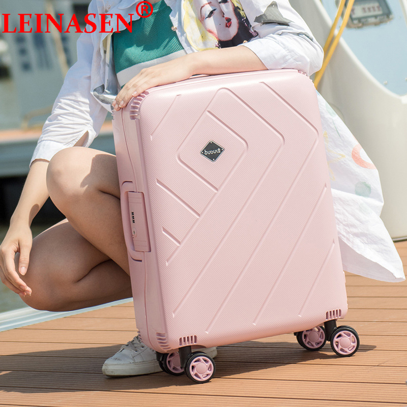 Luggage PP New Style Simple Luggage 20