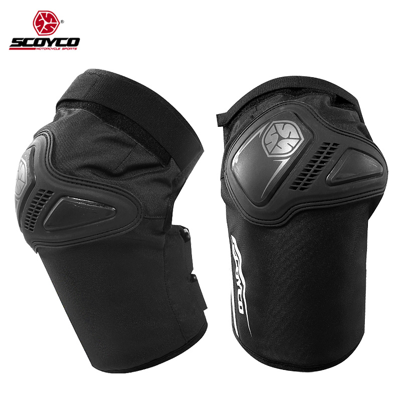 Scoyco Motorcycle Protective Kneepad Motocross MX Riding Knee Protector Motorsport Racing OFF Road Knee Guard Moto