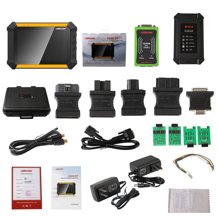 Original Obdstar X300 Dp Pad Tablet Key Programmer Immobilizer Other Obd2 Vehicle Tools Vchecker T701 Circuit Tester Pencil Odometer Adjustment Eeprom Obdii Automotive Diagnostic System In Auto Programmers From