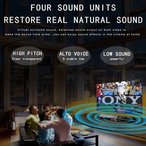 Image 4 - Bluetooth barre de son Mini colonne double haut parleur système de barre de son TV Home cinéma 3D stéréo DSP Surround Subwoofer NFC/Fiber/USB/RAC