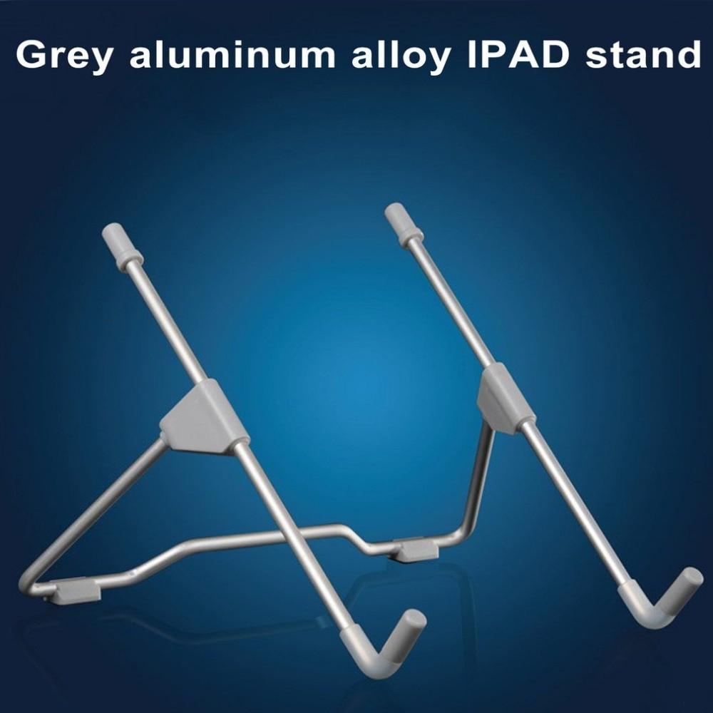 New Multifunctional Folding Portable Tablet PC Laptop Stand Universal Adjustable Desktop Computer Support Bracket Aluminum Alloy