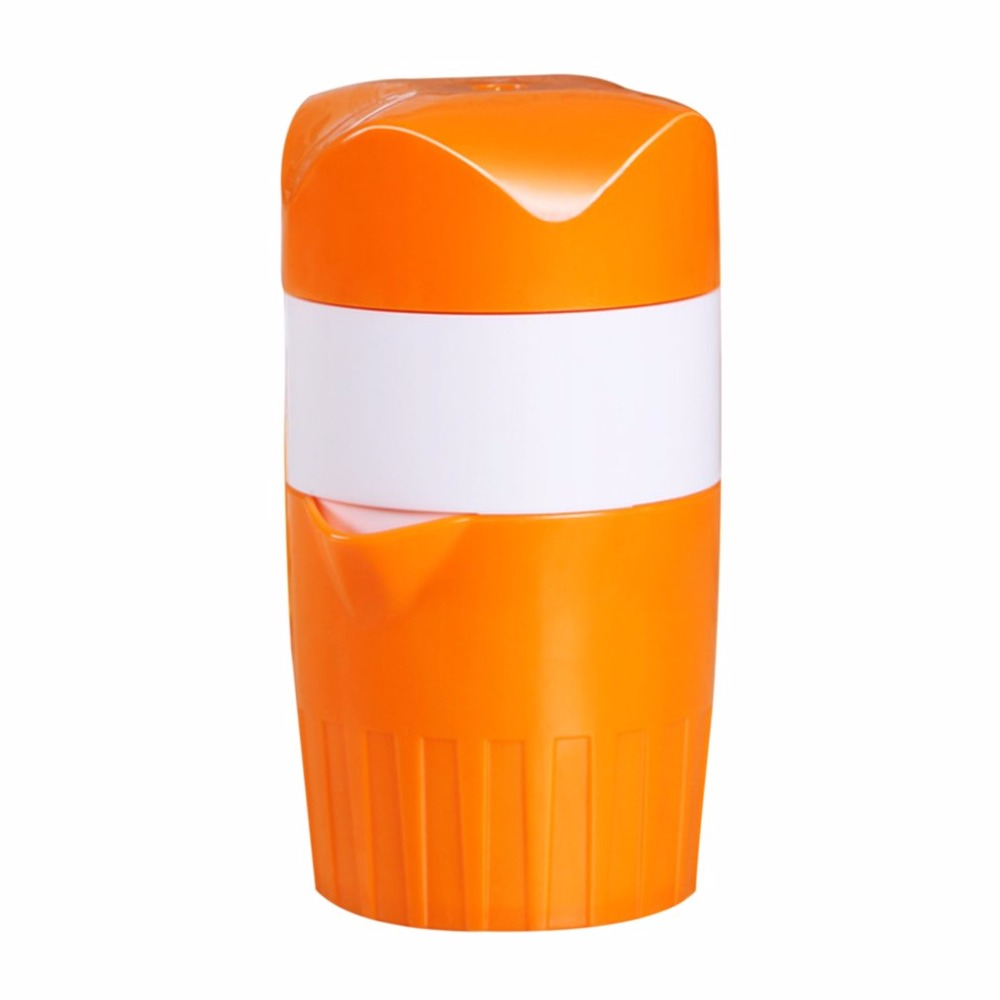 Orange Juicer Plastic Hand Manual Orange Lemon Juice Press Squeezer Fruits Squeezer Citrus Juicer Fruit Reamers mini portable manual juicer fruit citrus orange juice lemon mixer squeezer watermelon lime juice ginger press hand cooking tool