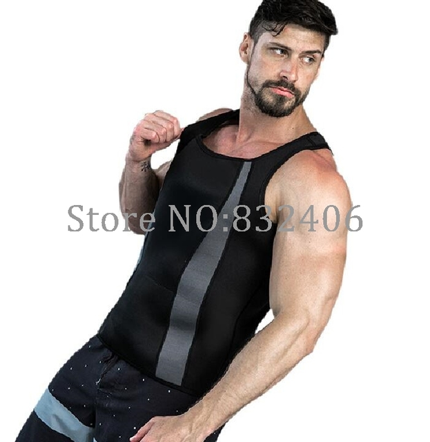 Posture Corrector Man Shaper Belly Trimmer Corset Slimming Tummy Tops Control Chest Binder Body Shapers 4