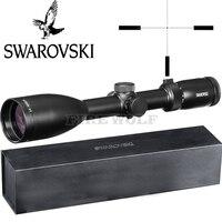 Охотничий прицел Swarovskl 2,5 15X56IR полный размер Riflescope красный Mil Dot оптические прицелы стекло травленая сетка стрельба прицел