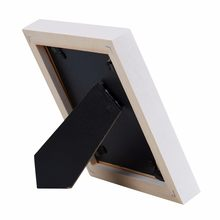 2017 new creative inch 7 Office Fashion creative Home Decor Wooden Picture Frame Wall Photo Fram(China)