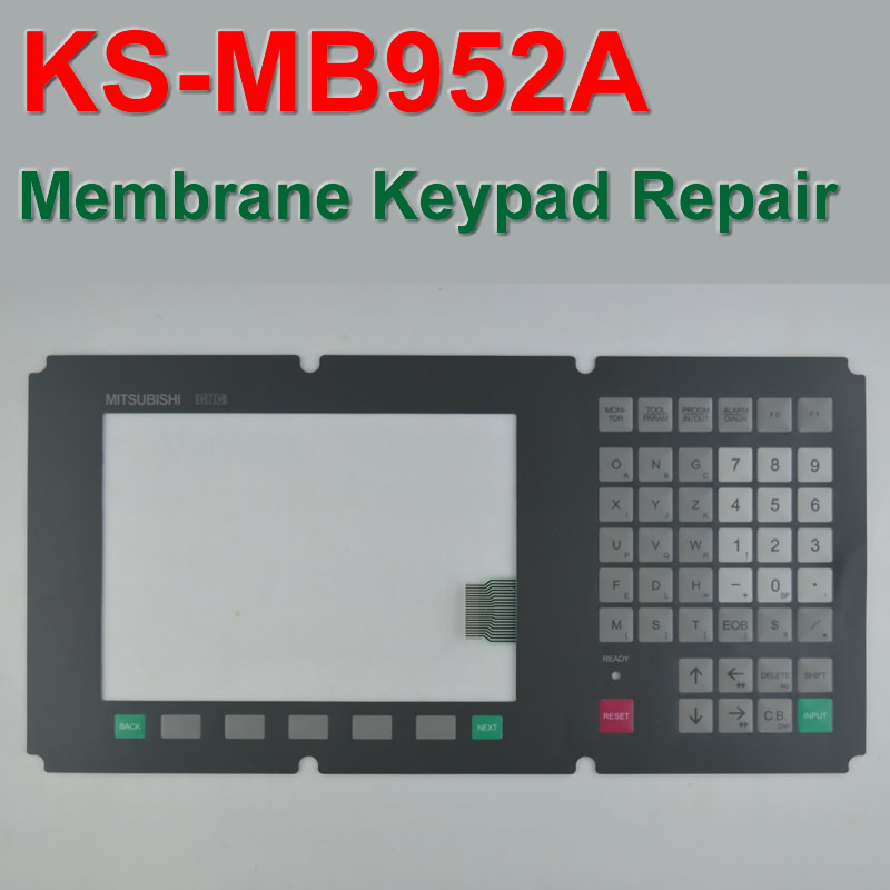 KS-MB952A BKO-NC4122M3 Membrane Keypad for M3 CNC system New 180 days warranty,,New & Have in stockKS-MB952A BKO-NC4122M3 Membrane Keypad for M3 CNC system New 180 days warranty,,New & Have in stock