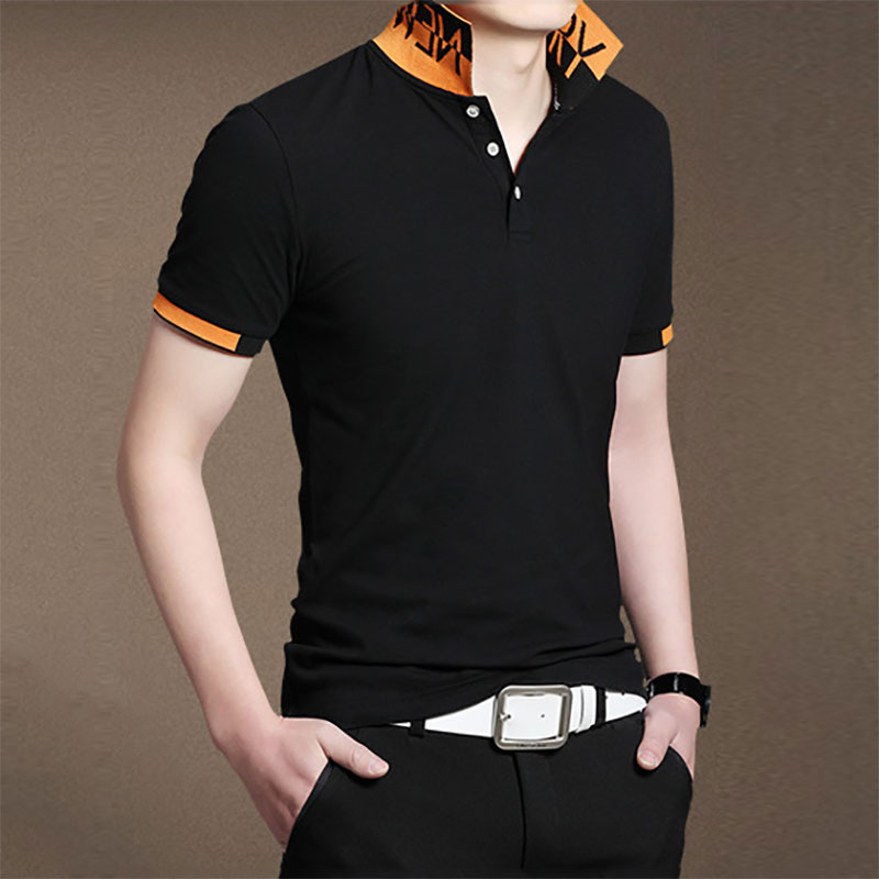 Aliexpress.com  Buy Men Classic Solid Polo Shirt Mens Polos Breathable Slim Fit Shirts Polo Homme Poloshirt from Reliable Polo suppliers on Mystery Costumes(2)