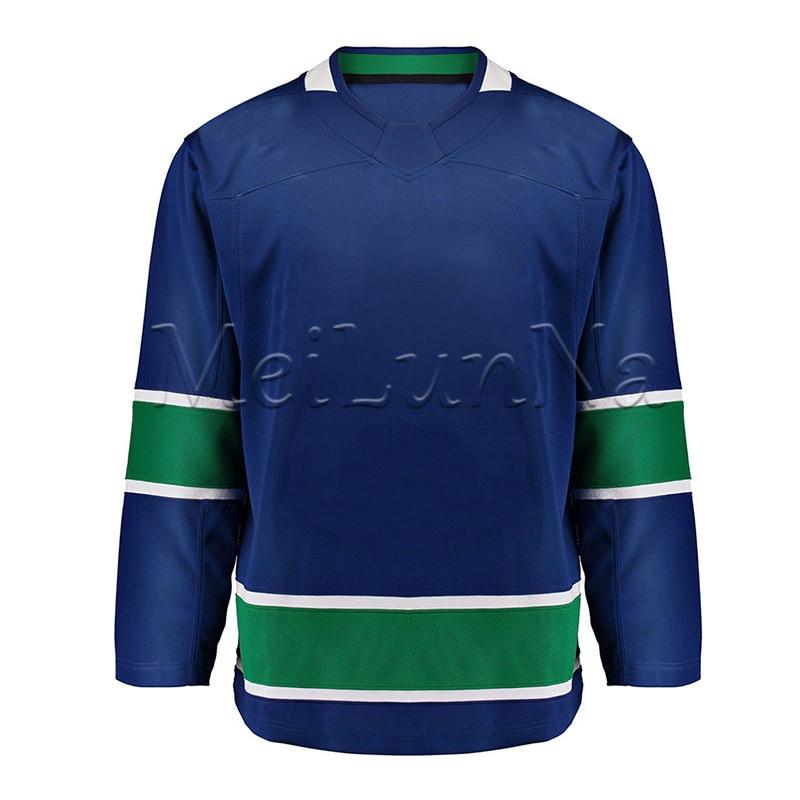 Brock Boeser Elias Pettersson Daniel Henrik Sedin Brandon Sutter Alexander Edler Tanev Men Women Youth Vancouver Hockey Jerseys