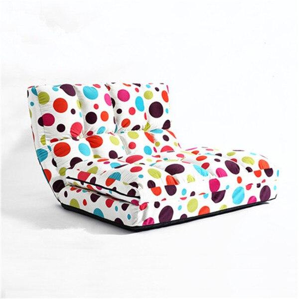Convertible Futon Flip Chair Sleeper 6