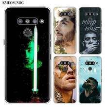 Silicone Soft Phone Case Zayn Malik One Direction for LG K50 K40 Q8 Q7 Q6 V50 V40 V30 V20 G8 G7 G6 G5 ThinQ Mini Cover