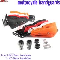 Motorcycle Handguard Hand Guard for klx RMZ CRF YZF KTM SX EXC XCW SMR Dirt Bike ATVS Motocross Enduro