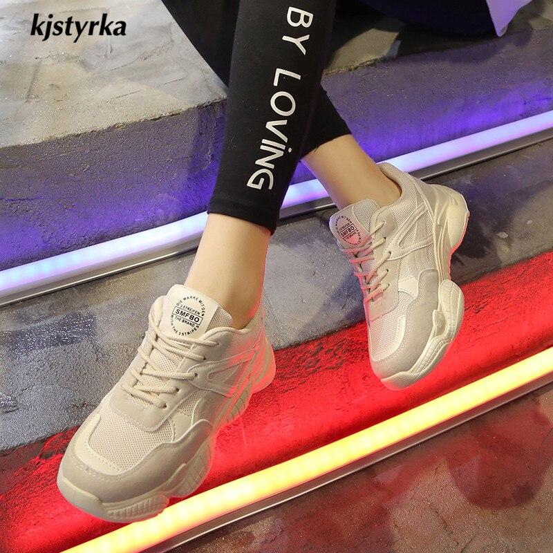 blanc Respirant Pour Étudiant Vulcaniser De Coins Mode Casual Beige Classique 2019 Chaussures Femme Sneakers Kjstyrka Offre Femmes Spéciale Blanc x1p8U8
