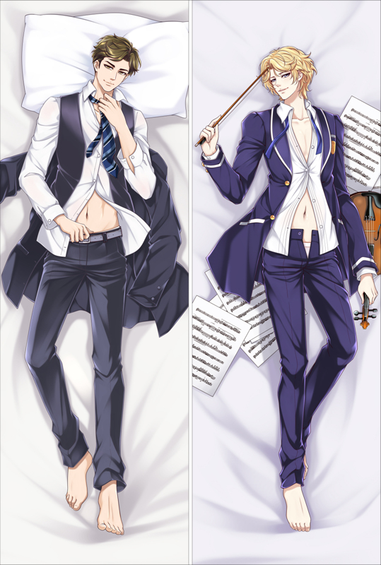 Makura No Danshi Anime Pillow Boys Characters Cool Boy Merii Pillow Cover Makuranodanshi Body Pillowcase