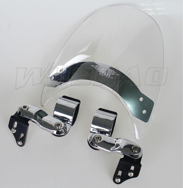 aliexpress : buy motorcycle windshield windscreen for 2005
