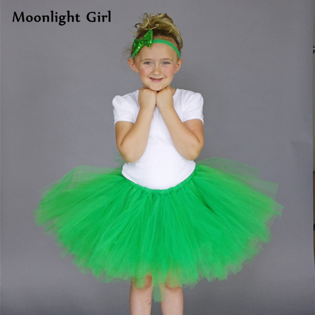 33ada7c56 Green Girl Tutu Skirt St.Patrick Skirt Costume Holiday Party ...