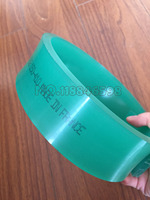 Free Shipping 50 9MM Flat Screen Printing Squeegee Rubber Blade 75A Durometer 1 Meter