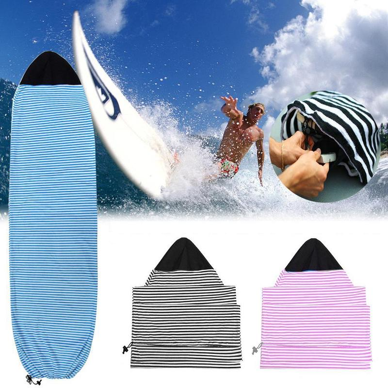 Surfboard Socks Cover Surf Board Protective Bag Storage Case Water Sports For Shortboard Surfing Sports