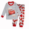 Cute Cartoon Baby Boys Girls Dinosaur Car Children pajamas Animal Pajamas Kid Pajama sets Children Clothing