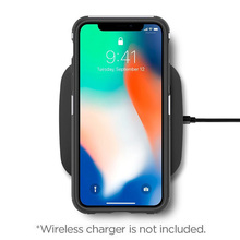 MOFi Hybrid Silicone Case for iPhone X/Xs, 8, 8Plus, 7, 7Plus, 6s Plus, 6 Plus