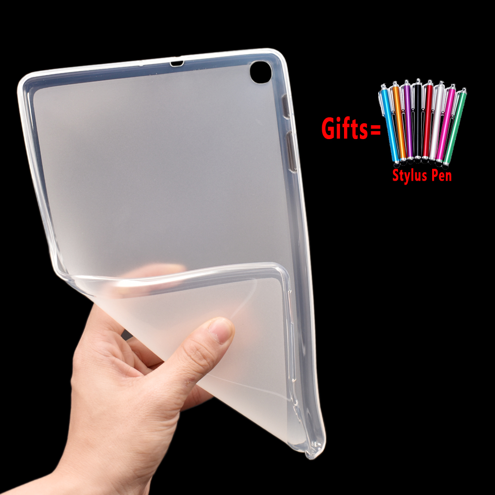 Ultra Slim Case For Samsung Galaxy Tab A 10.1 2019 2016 SM-T515 SM-T510 T515 T510 SM-T580 SM-T585 T580 T585 Cover TPU Funda Capa
