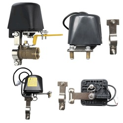 Otomatis Manipulator Menutup Katup untuk Alarm Penutup Gas Pipa Air Perangkat Keamanan untuk Dapur dan Kamar Mandi