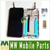 1PC Lot 5 0 For Xiaomi Redmi 4X With Frame LCD Display Touch Screen Digitizer Assembly