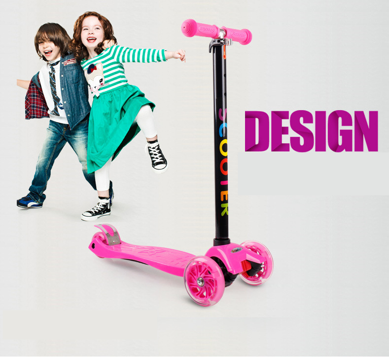 Children's Scooter Three Roller Skating Triad Multi-function Children pedal scooter tricycle scooters For Over Three Years Old new the european ce standards pp plastic baby walkers scooters musical scooter for children 2 years of age or older