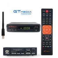 Amérique du sud GTmedia V7S DVB-S2 récepteur Satellite Tv Tuner décodeur récepteur Freesat récepteur Cline décodeur Biss Vu Youtube USB PVR