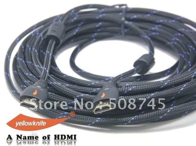 10 feet HDMI  to HDMI cable 1.4v support 3D HDTV 1080p