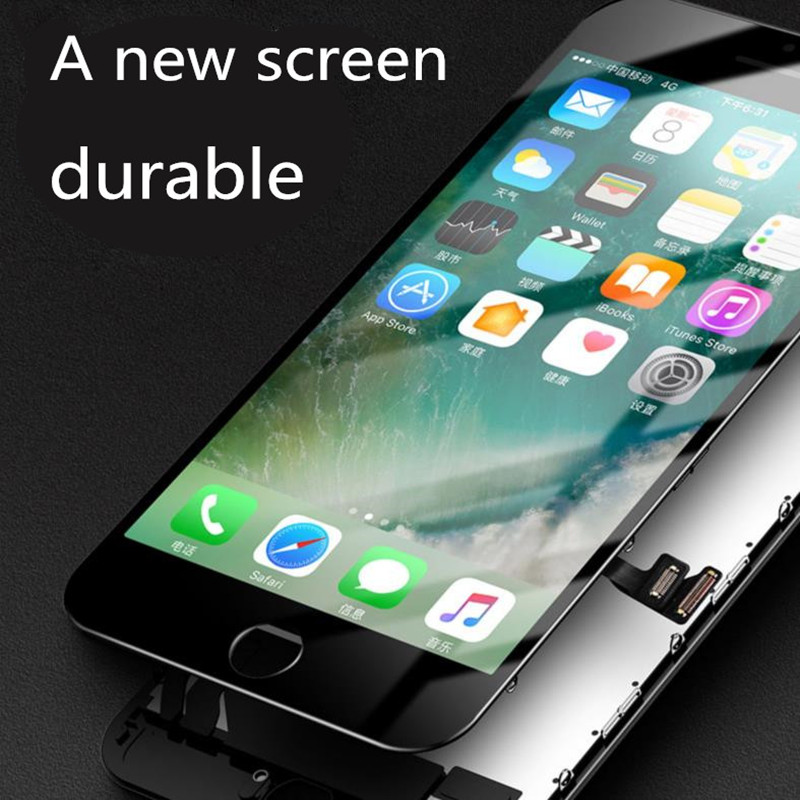 Image 4 - AAAA+ For iPhone 6 LCD Screen Full Assembly For 6 Plus 6s 5S 6S plus Display Touch Screen Replacement Display No Dead Pixel-in Mobile Phone LCD Screens from Cellphones & Telecommunications