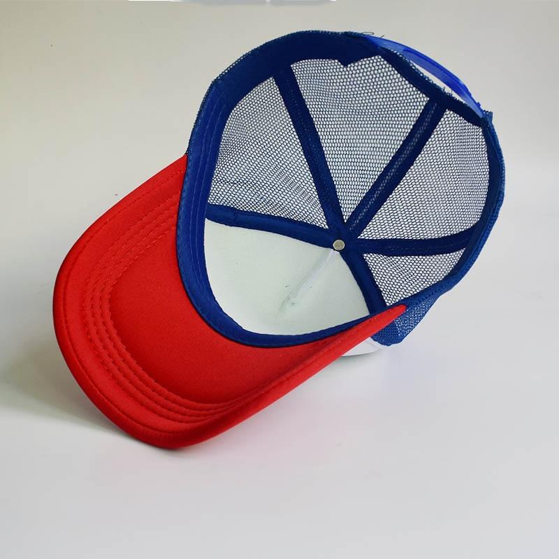 7642765d095 Trump hat make america great again mesh Baseball Cap women Snapback Hat  Outdoor Sports Hats Trucker Hat Men casual caps-in Baseball Caps from  Apparel ...
