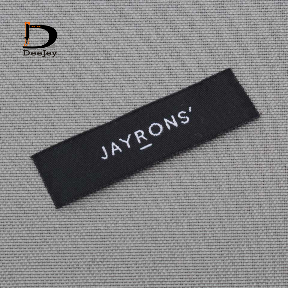 Clothing Labels Private Logo Woven