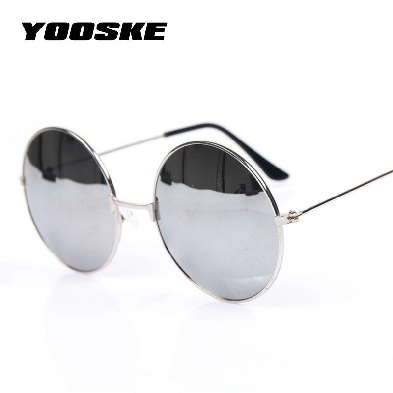 05285c7d667d5 Óculos de sol verde, azul, dourado, vermelho, marrom, preto, branco, redondo  circular moda vintage , óculos de sol feminino e masculino marca Designer  em ...