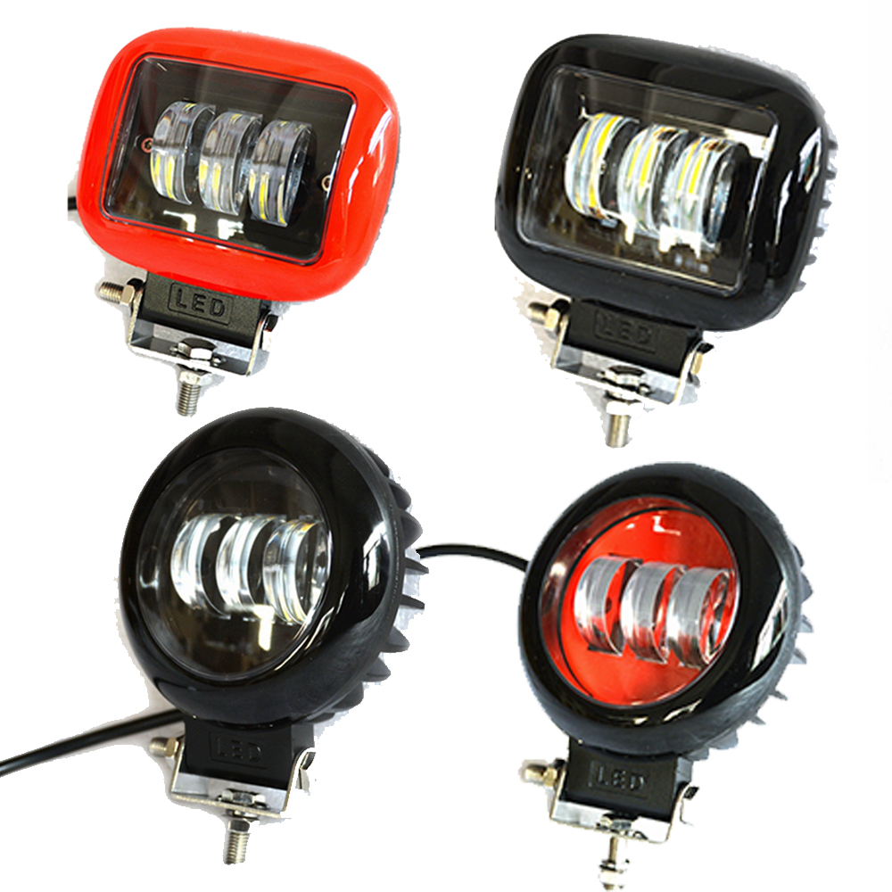 1PCS 6D Led Bar Work Light for Off Road truck 4WD SUV 4x4 Cars Trucks 5inch 30W LED Lights Flood LED Work Light Bar