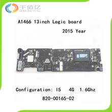 "Laptop Mother board for Macbook Air A1466 logic board 13"" I5 4G 1.6Ghz 2015 Year 820-00165-02"