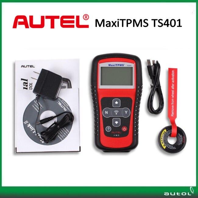 High Quality Autel MaxiTPMS TS401 font b TPMS b font Diagnostic And Service Tool Maxi font