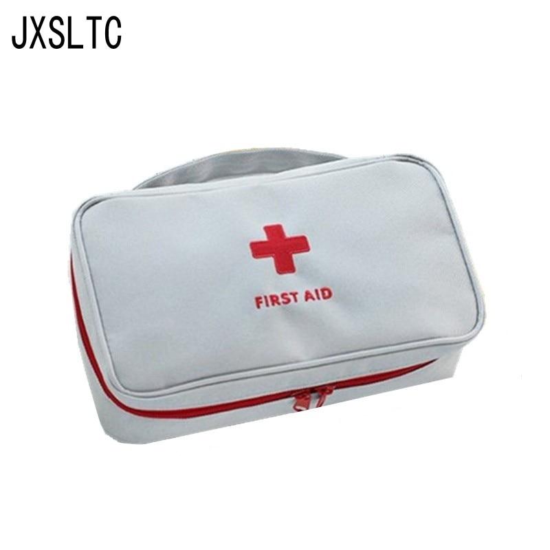 JXSLTC Merk Draagbare Ehbo Tas Emergency Medische Survival Kit - Home opslag en organisatie - Foto 3