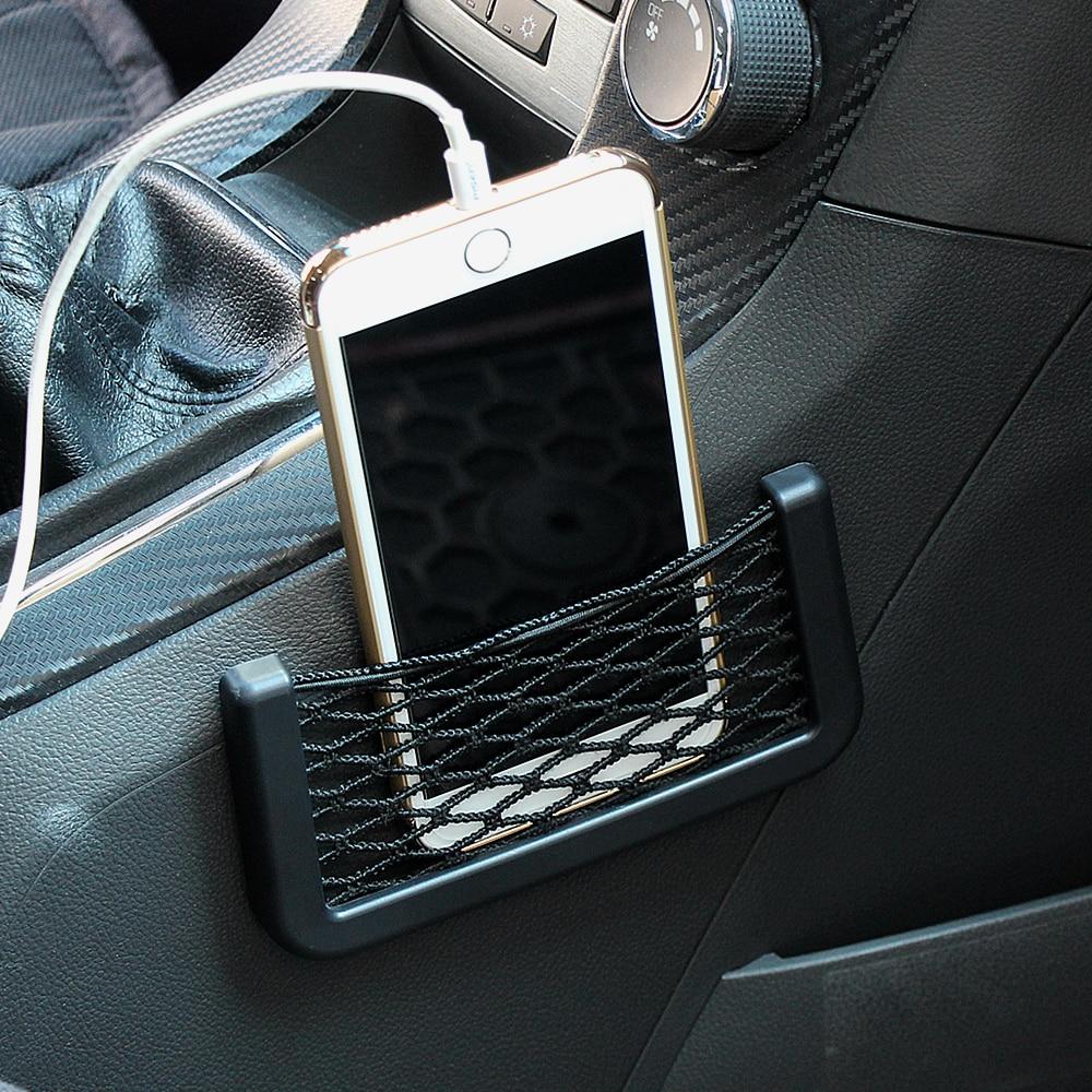Car Trunk Box Storage Bag Mesh Net Bag For Mercedes Benz W203 W204 W205 W211 Cadillac Ats Srx For Lexus Rx Rx300 Porsche Rich In Poetic And Pictorial Splendor